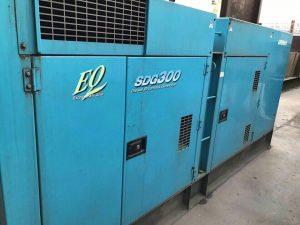 Bán và cho thuê máy phát điện Mitsubihsi 300kva trên toàn quốc.